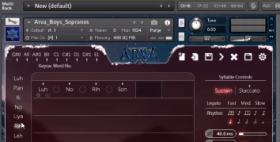 ARVA Children Choir 童星合唱 KONTAKT