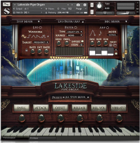Soundiron LAKESIDE PIPE ORGAN 教堂管风琴 KONTAKT