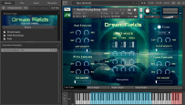 Soundethers – Dream Fields 影视氛围铺底音色 KONTAKT